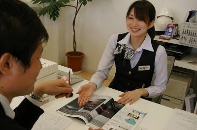 テックランド 静岡国吉田店 受付・販売スタッフ(株式会社シエロ)のアルバイト情報