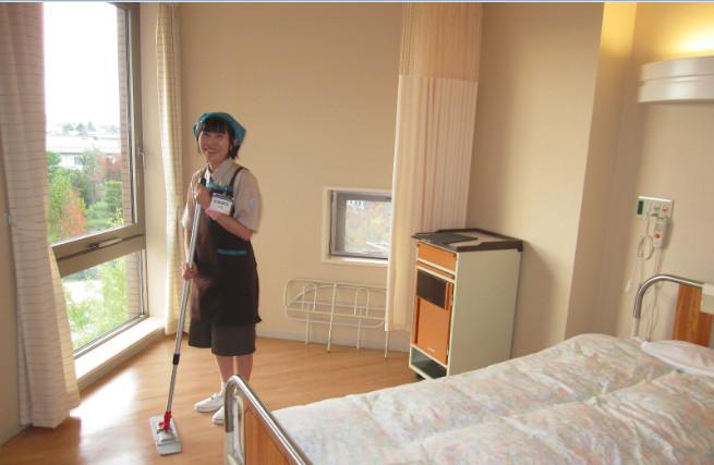 富山県立中央病院(清掃スタッフ) アルコット株式会社 のアルバイト情報