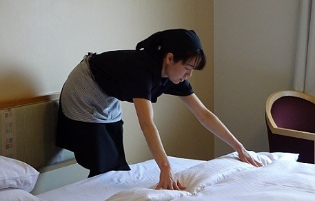 魚津マンテンホテル駅前(客室清掃スタッフ) アルコット株式会社 のアルバイト情報