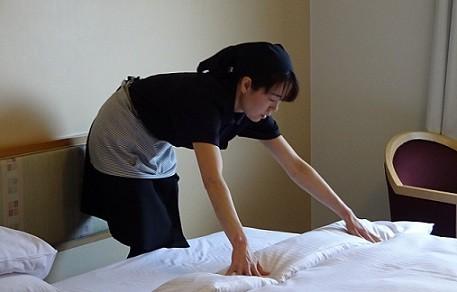 アパホテル福井片町(客室清掃スタッフ) アルコット株式会社 のアルバイト情報