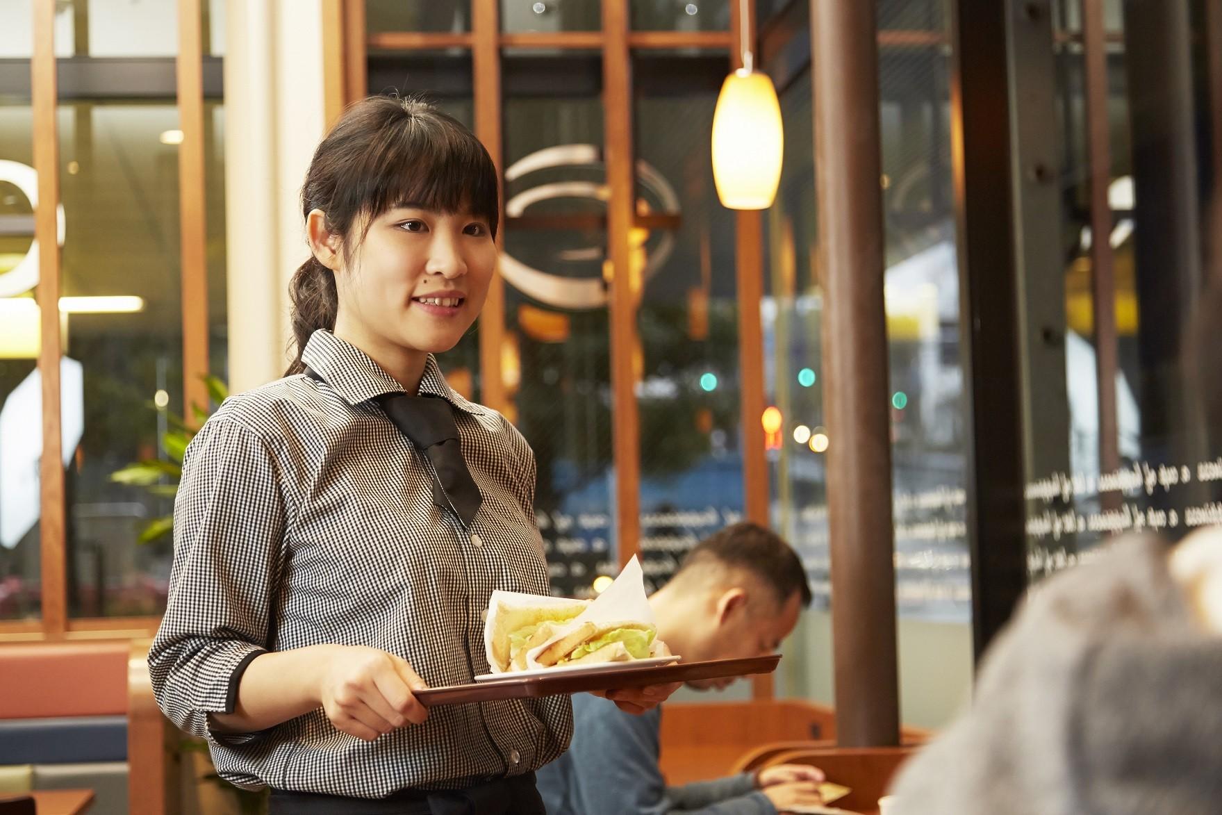 CAFE de CRIE PLUS(カフェ・ド・クリエプラス) 汐留芝離宮 のアルバイト情報