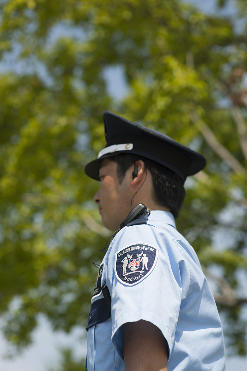 車両誘導スタッフ さいたま市北区エリア 日本総業株式会社 警備部 のアルバイト情報