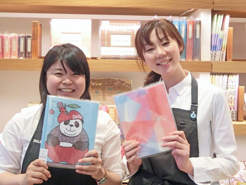 パレットプラザ 東京スカイツリータウン・ソラマチ店 のアルバイト情報