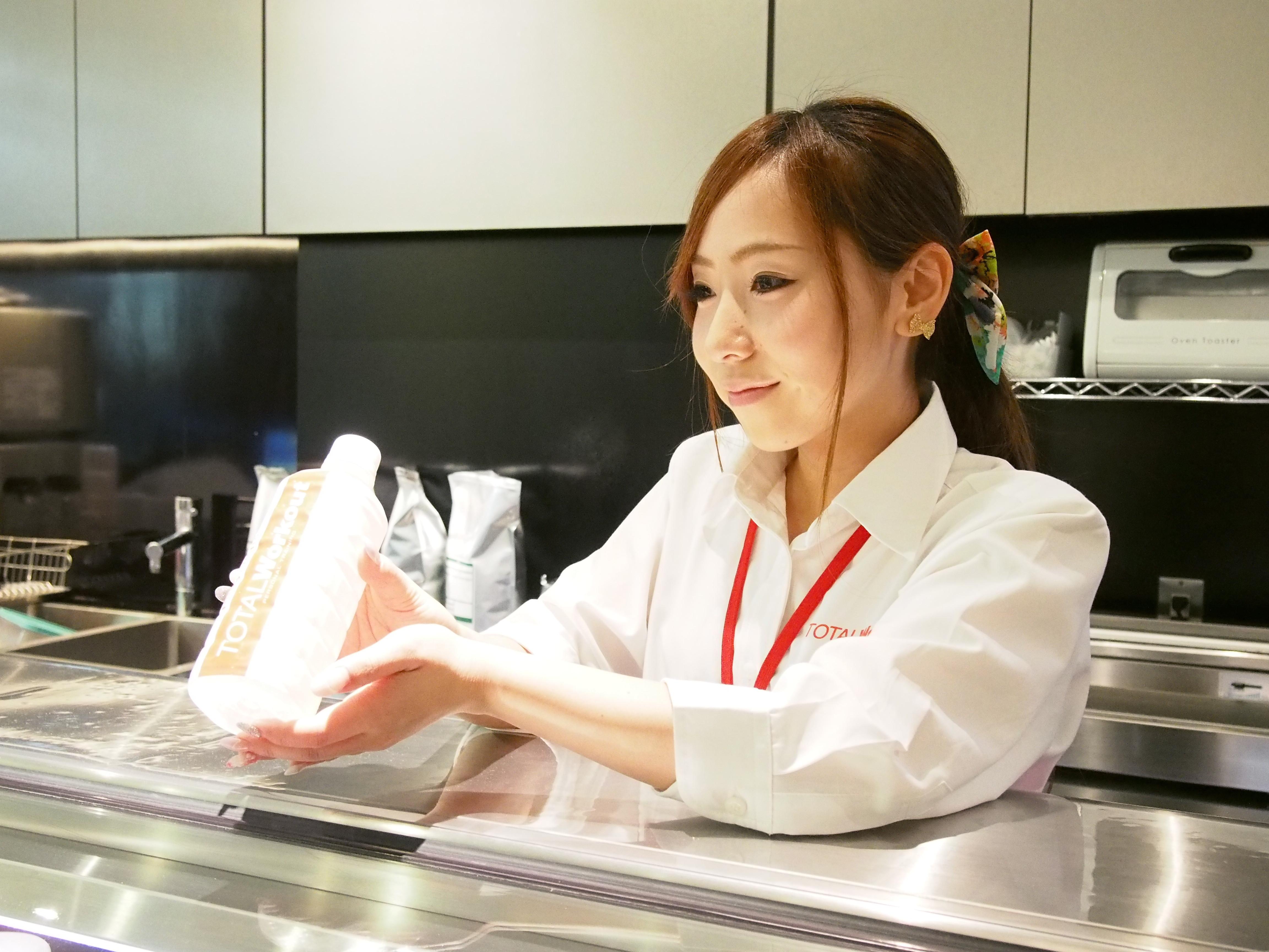 トータル・ワークアウト 福岡店 のアルバイト情報