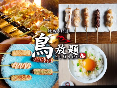 鳥放題 宇都宮駅東店のアルバイト情報