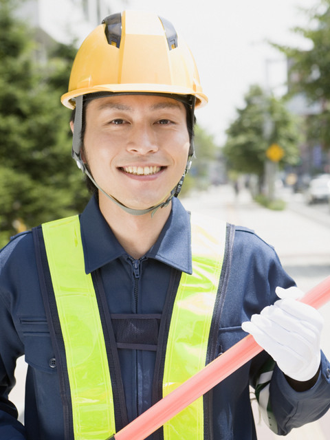 警備員 夷隅郡大多喜町エリア 株式会社グローバリュー 大和営業所のアルバイト情報