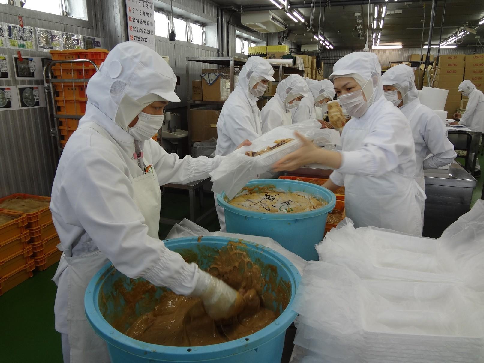 株式会社魚久 東雲配送センター のアルバイト情報