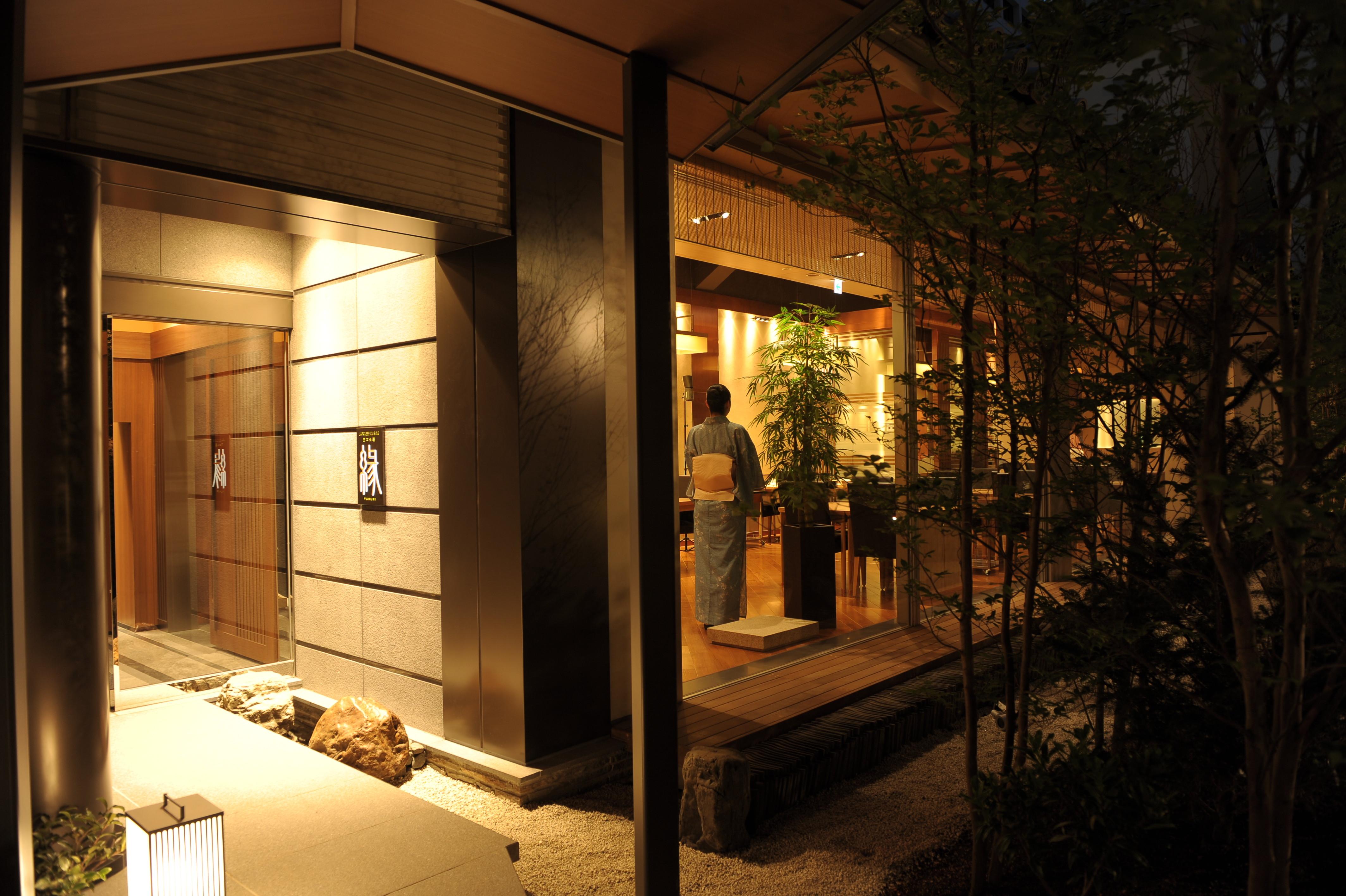 庭のホテル 東京 日本料理 縁(ゆくり) のアルバイト情報