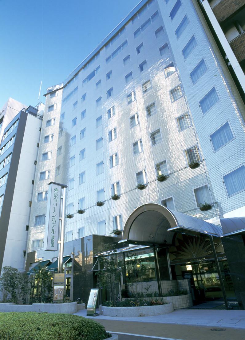 東京グリーンホテル 後楽園 のアルバイト情報