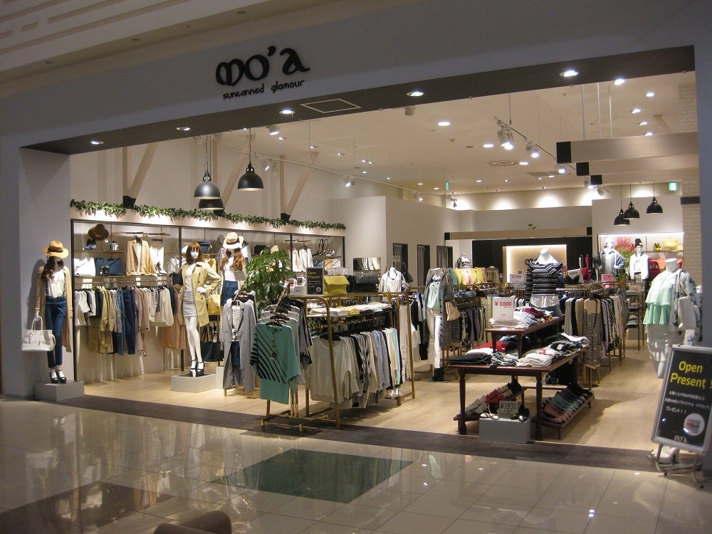 mo'a&JADE`S(モアアンドジェイズ) 伊勢崎店 のアルバイト情報