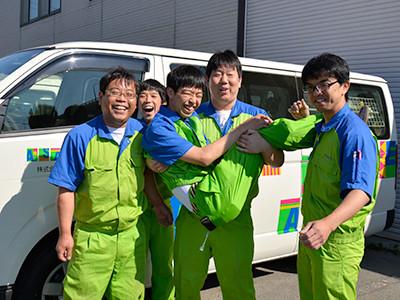 株式会社アサンテ いわき営業所のアルバイト情報