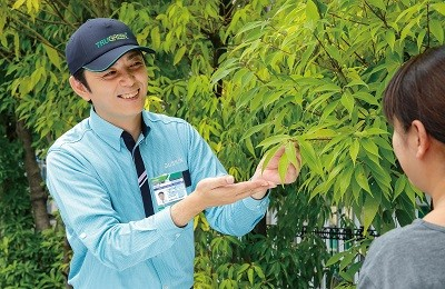 ダスキン菊名 横浜市神奈川区エリア フラワーアレンジメントスタッフのアルバイト情報