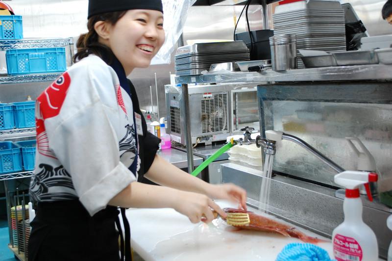 魚魚丸(ととまる) イオンモール東浦店 のアルバイト情報