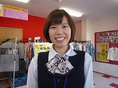 クリーニングショップアップル 須坂塩川店のアルバイト情報