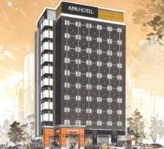 アパホテル〈新富町駅北〉 のアルバイト情報