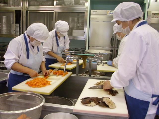 キッチンスタッフ 中央区エリア フジ産業株式会社 のアルバイト情報