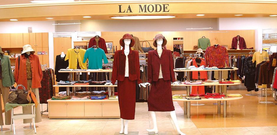 LA MODE(ラモード) のアルバイト情報