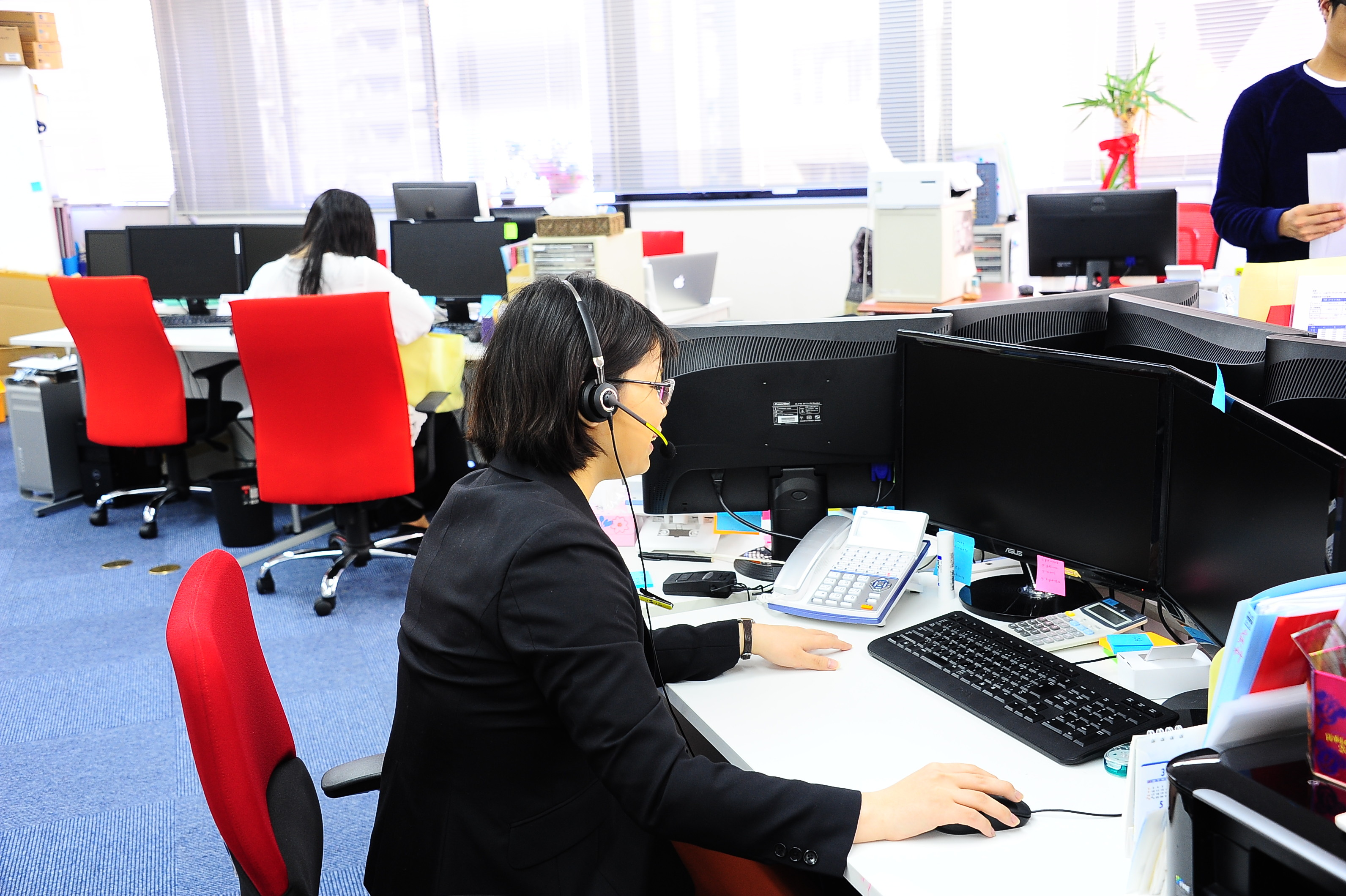 株式会社夢ふぉと テレフォンアポインターのアルバイト情報