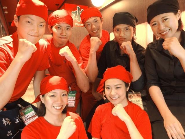 天然とんこつラーメン専門店 一蘭 新宿歌舞伎町店 のアルバイト情報