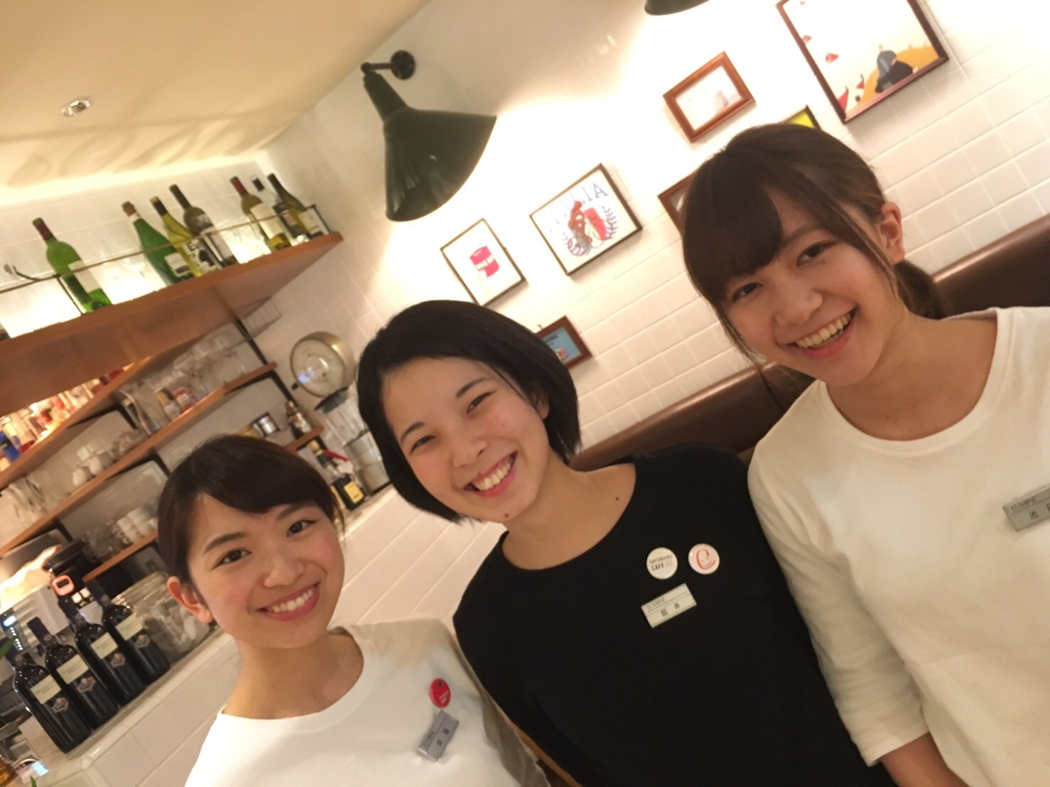 SAY CHEESE! CAFE ルミネ横浜店 のアルバイト情報