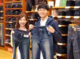 JEANS SHOP Amerikaya(アメリカ屋) イオンモール苗穂店のアルバイト情報
