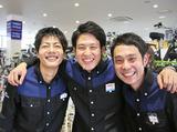 サイクルベースあさひ桂川店のアルバイト情報