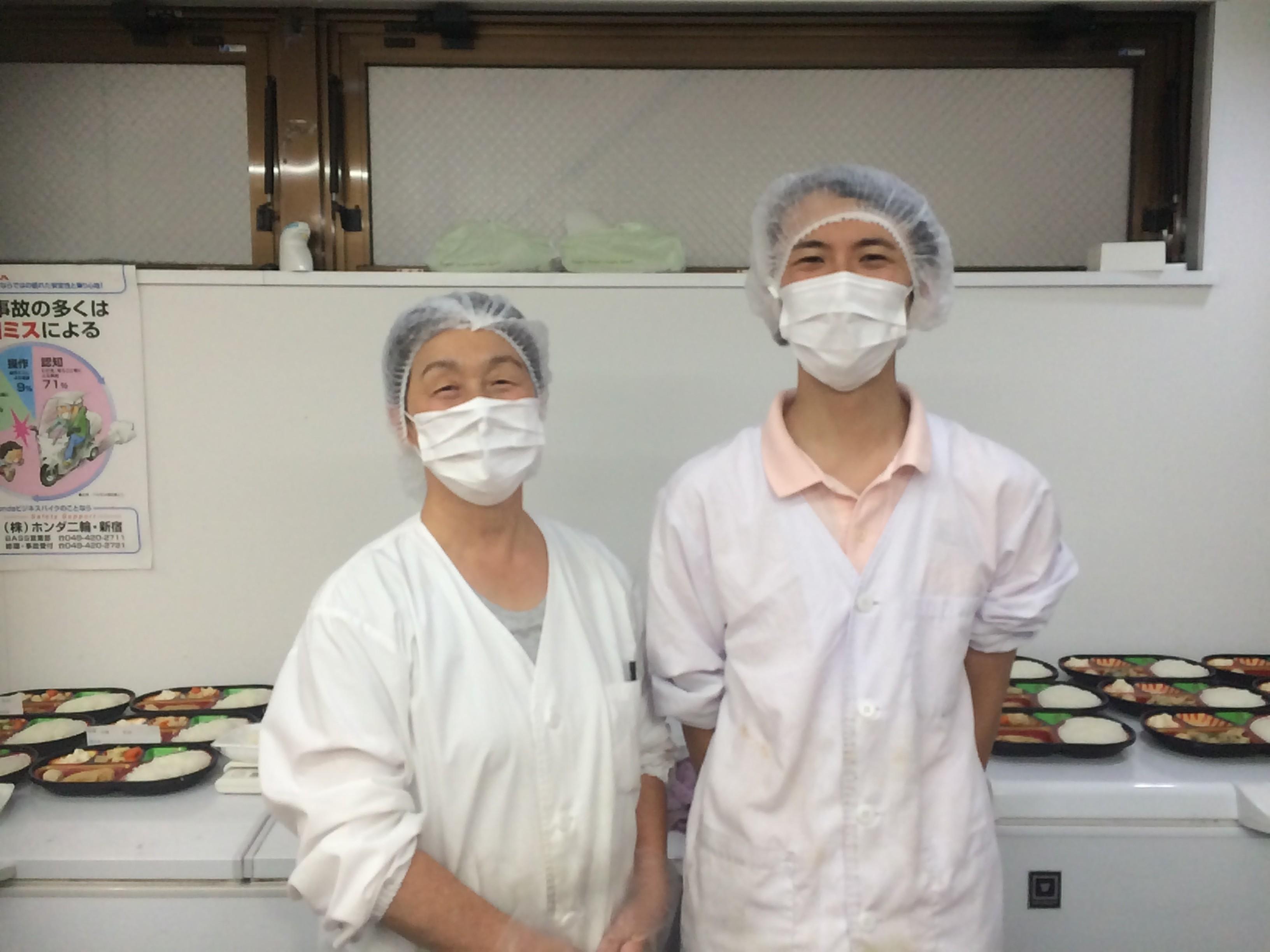 まごころ弁当 飯田橋店 のアルバイト情報