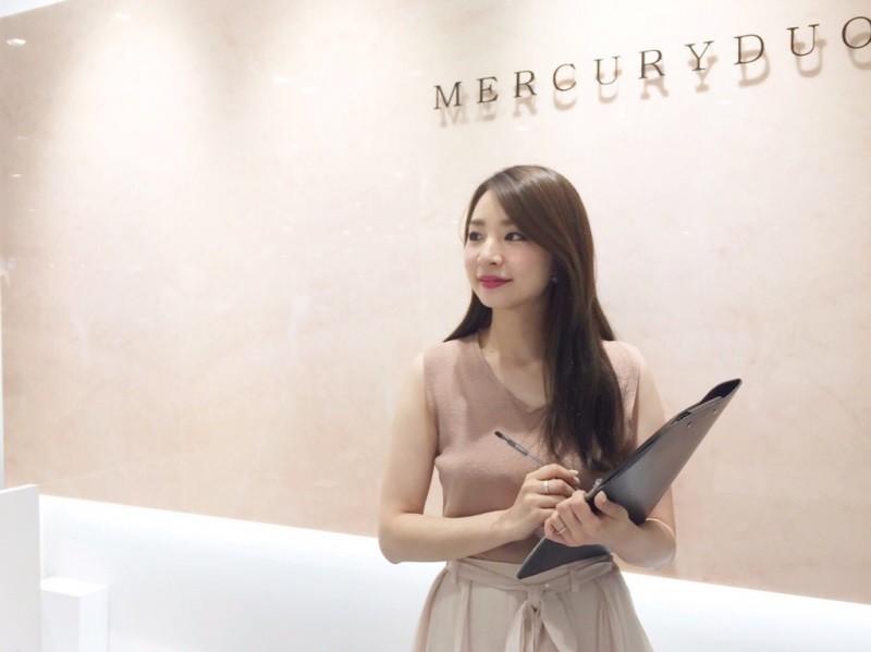 MERCURYDUO(マーキュリーデュオ) 札幌パルコのアルバイト情報