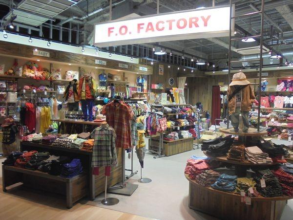 F.O.FACTORY(エフオーファクトリー) マリンピア神戸店のアルバイト情報