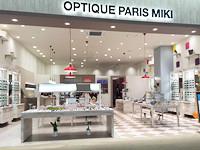 OPTIQUE PARIS MIKI 木の葉モール橋本店 のアルバイト情報