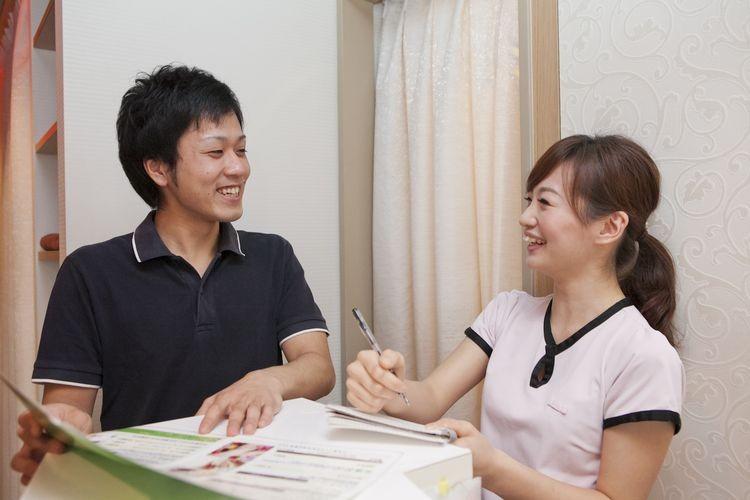 壮健美庵  新三郷店 のアルバイト情報