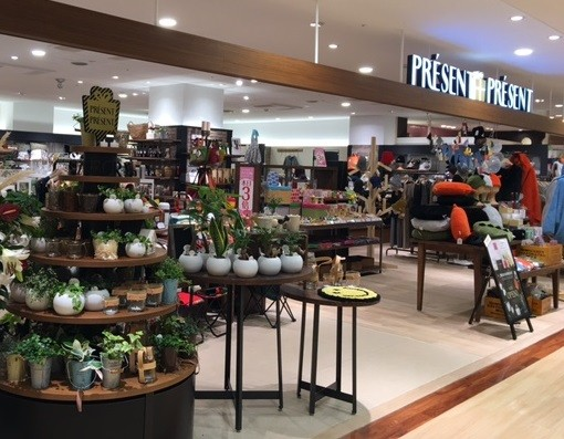 PRESENT PRESENT(プレザンプレザン) 相模大野店 のアルバイト情報