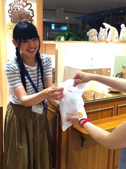 fleur by passport(フルールバイパスポート) 長崎ココウォーク店 のアルバイト情報