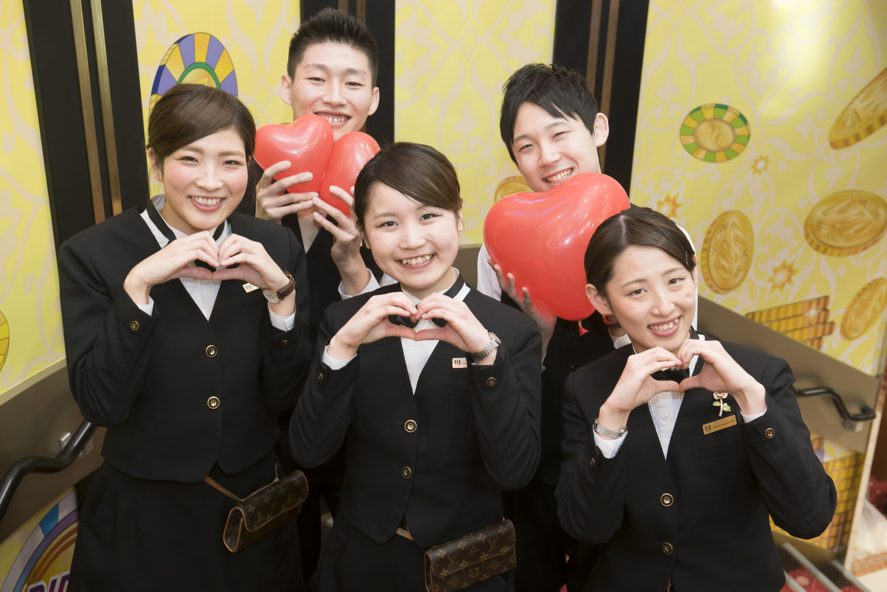 PIA(ピア) 津田沼店 ホールスタッフのアルバイト情報