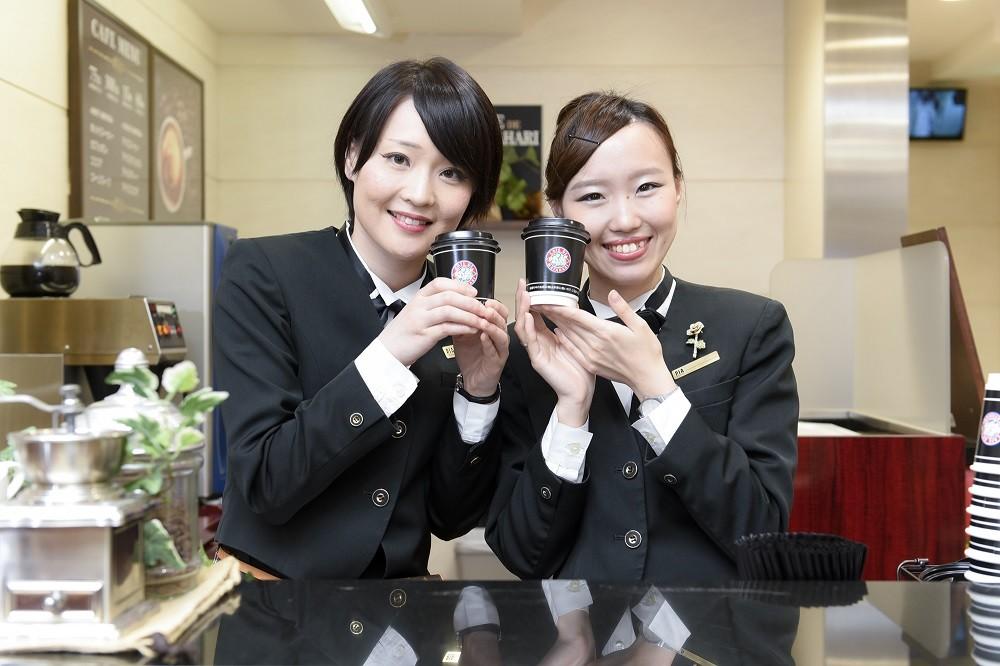 cafe de matahari PIA上野店 ワゴンサービス のアルバイト情報