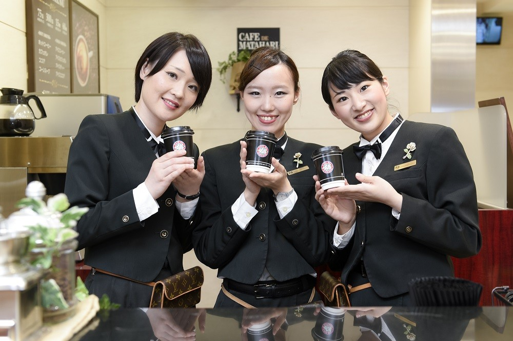 cafe de matahari PIA綱島店 ワゴンサービス のアルバイト情報