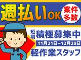 株式会社リージェンシー札幌/SPMB008のアルバイト情報