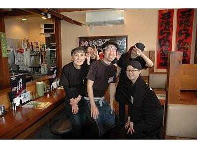 つけ麺 吉衛門 松戸店のアルバイト情報