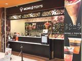 MOMI&TOY'S 中部国際空港セントレア店のアルバイト情報