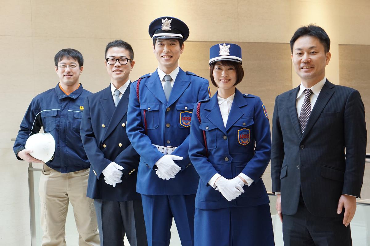 警備スタッフ オフィスビル 浜松町 のアルバイト情報
