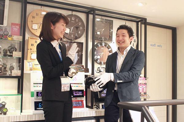 アイクロック 武蔵小金井店 のアルバイト情報