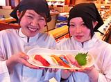 魚屋の寿し 魚錠 ヨシヅヤ太平通り店のアルバイト情報