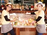 Oriental Market&Bistro NIJYU-MARU 二子玉川店/A0903010213のアルバイト情報