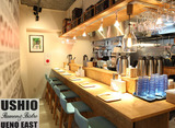 Ramen&Bistro ushio ueno eastのアルバイト情報