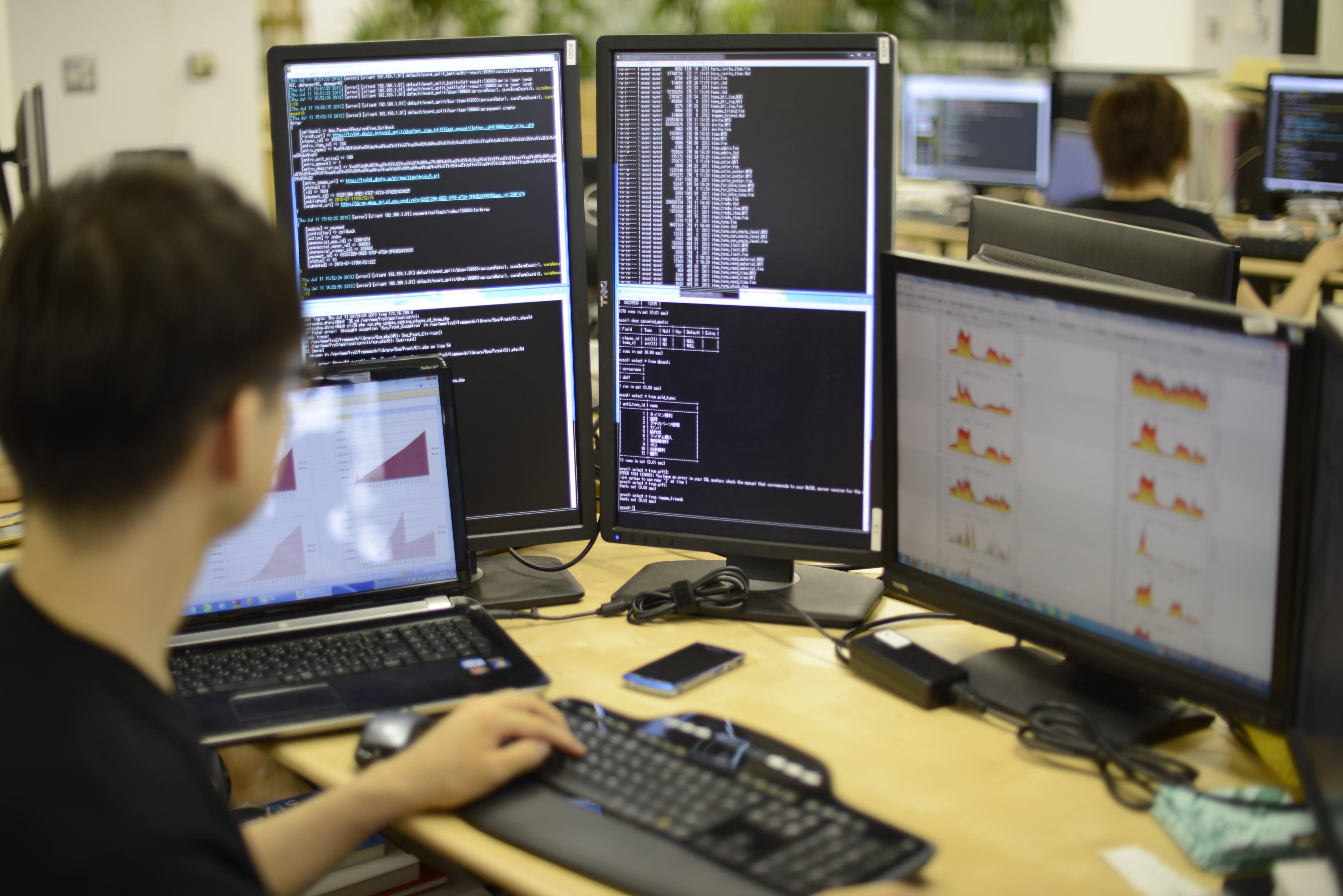 株式会社Donuts 京都オフィス エンジニアのアルバイト情報