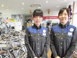 サイクルベースあさひ東村山店のアルバイト情報