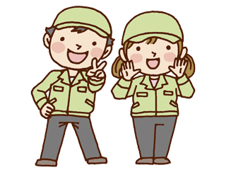日研トータルソーシング株式会社 山口事業所のアルバイト情報