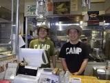 野菜を食べるカレー camp express イオンモールナゴヤドーム前店/NREのアルバイト情報