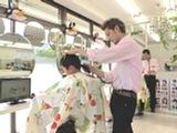 ファミリーサロン ラッキー 天草店/ヘアメイク ラッキー 天草店のアルバイト情報