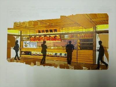 富川製麺所 新千歳空港店 のアルバイト情報